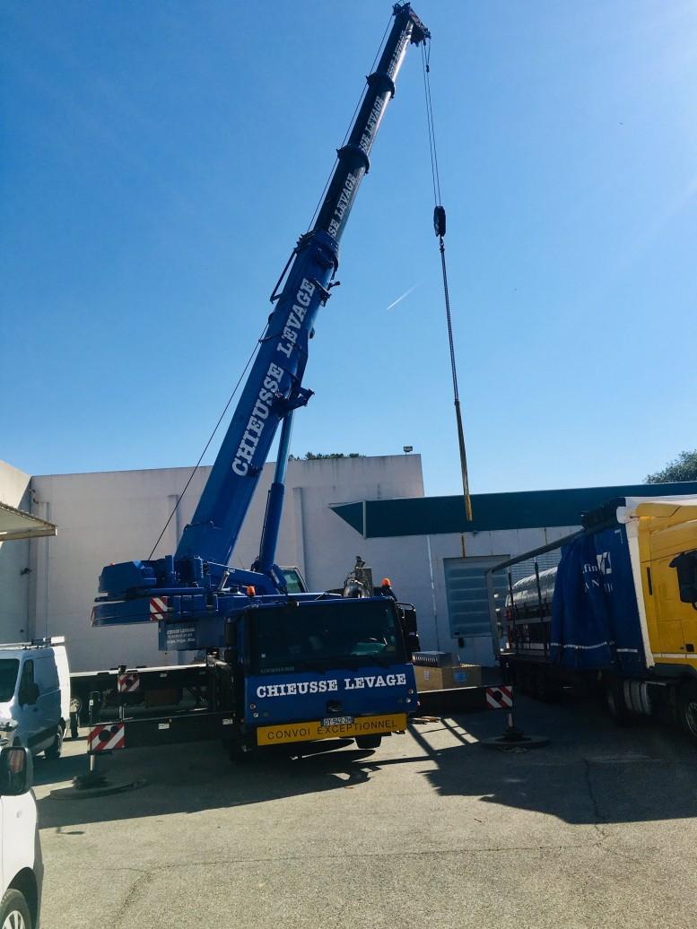 B2000 se modernise et crée une nouvelle usine